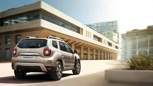 Renault Dubai - DUSTER offers