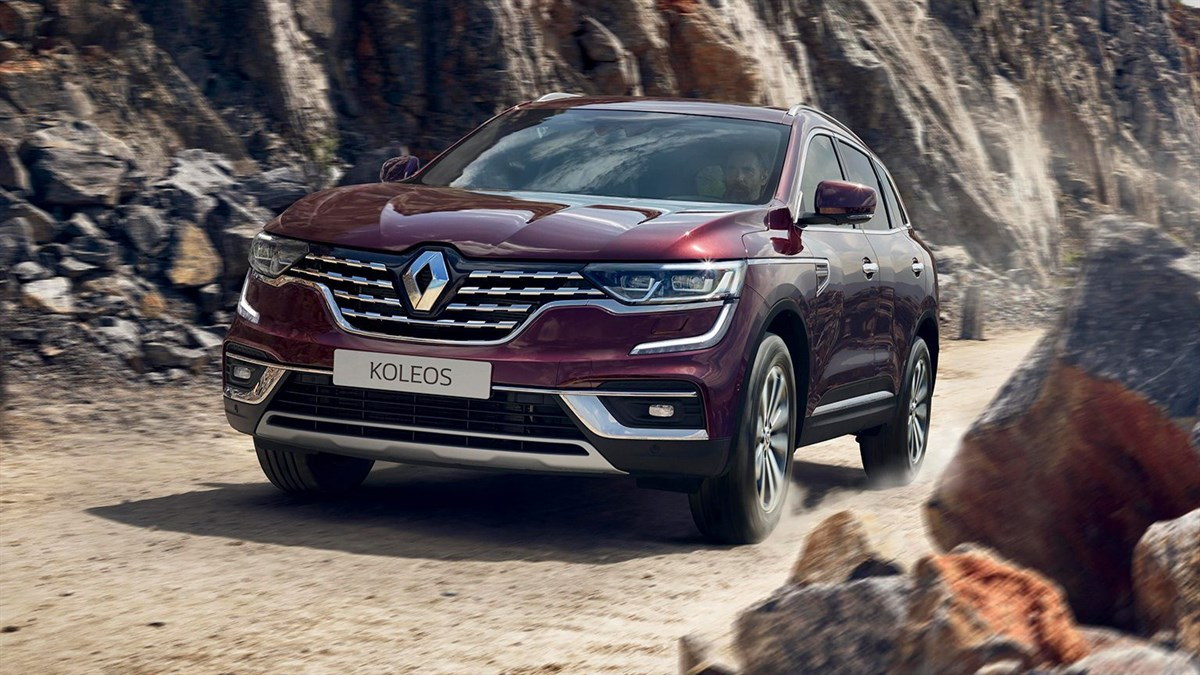 Renault Koleos - Image from video